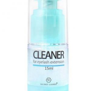 CLEANER – for eyelash extension SECRET LASHES 15 ml