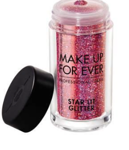 MAKE UP FOR EVER GLITTER S707 HOLOGRAPHIC RED 6,7G