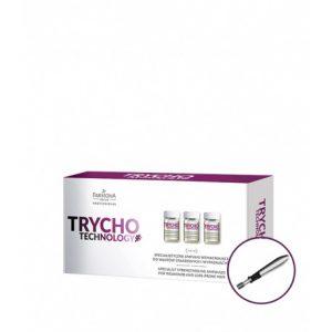 FARMONA – Specjalistyczne , Profesjonalne Ampułki Wzmacniające Do Włosów Osłabionych i Wypadających 10×5 ml