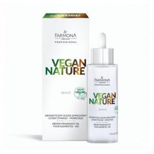 FARMONA – Aromatyczny Olejek Zapachowy Cztery Żywioły – Powietrze VEGAN NATURE 30 ml