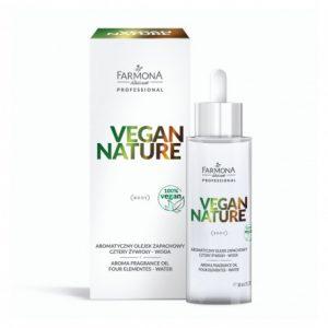 FARMONA – Aromatyczny Olejek Zapachowy Cztery Żywioły – Woda VEGAN NATURE 30 ml