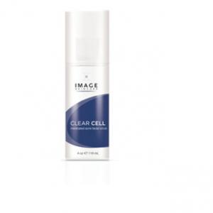 IMAGE CLEAR CELL – Clarifying Facial Scrub Ziarnisty Peeling Enzymatyczny 118 ml