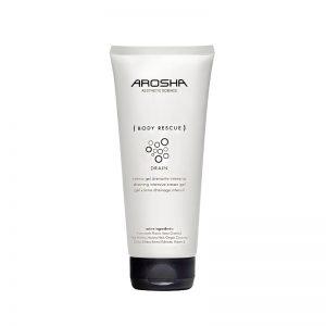 AROSHA Body Rescue Drain – Krem intensywnie drenujący 200 ml.